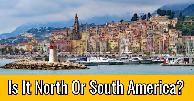 Is It North Or South America?