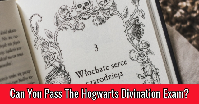 Can You Pass The Hogwarts Divination Exam?