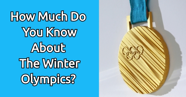 How Much Do You Know About The Winter Olympics?