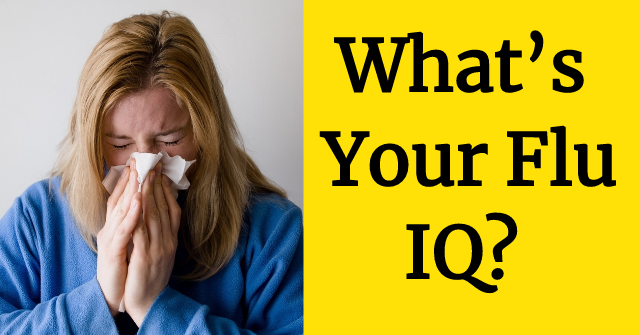 What's Your Flu IQ?