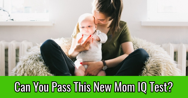 Can You Pass This New Mom IQ Test?