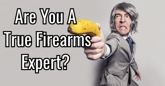 Are You A True Firearms Expert?