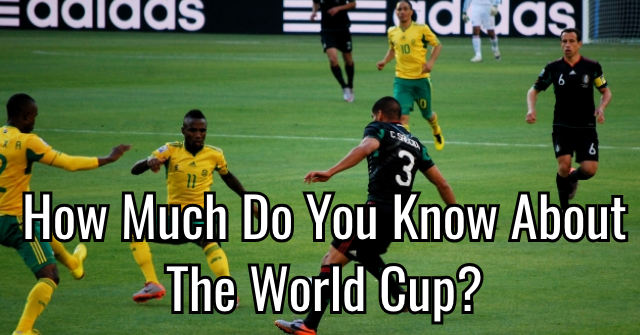 How Much Do You Know About The World Cup?
