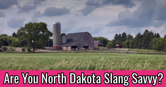 Are You North Dakota Slang Savvy?