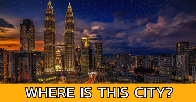 Where Is This City?