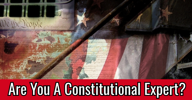Are You A Constitutional Expert?